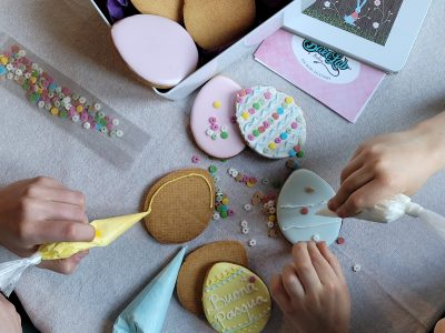 Uova decorate – DIY Easter